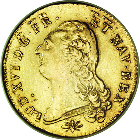 Highest Prices Realized for World Mint Errors in Heritage Auctions