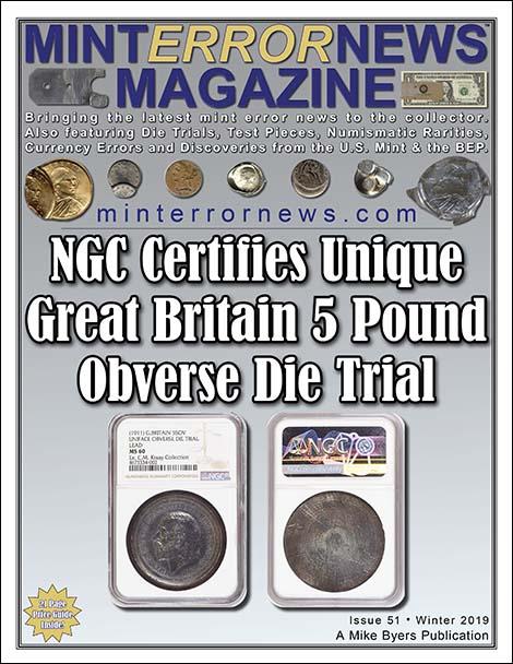 minterrornews com - Bringing the latest mint error news to