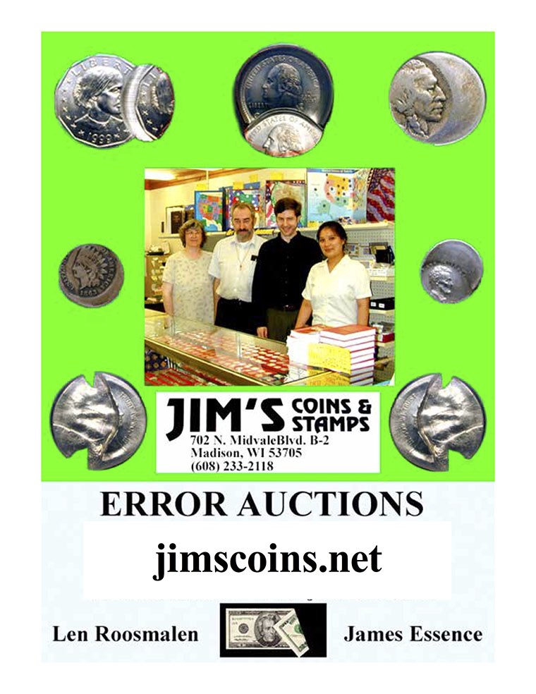 Jim's Coins